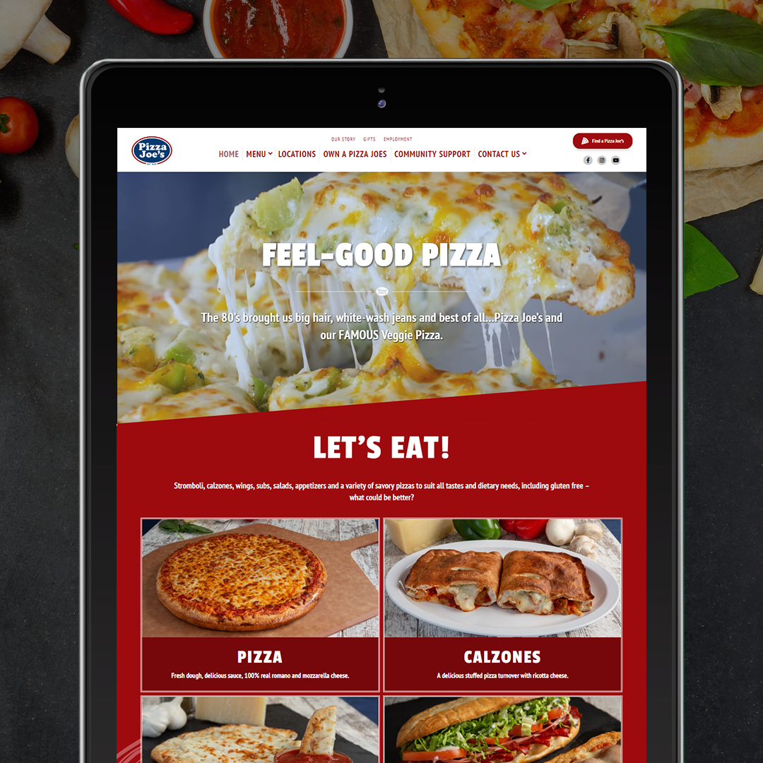 pizzajoes